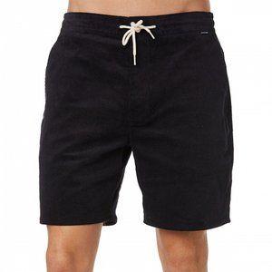 Hurley Modern Fit Corduroy Longrider Walk Shorts